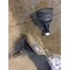 Замена шаровой опоры переднего пневмо-амортизатора Mercedes W221 4matic