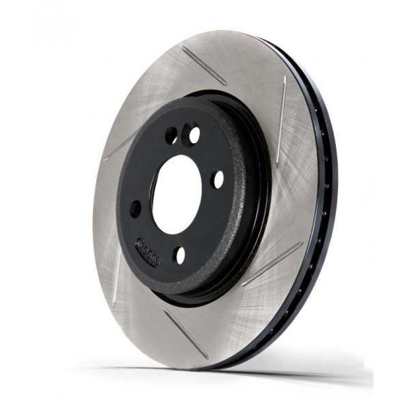 Передний правый тормозной диск StopTech для Cadillac Escalade 3