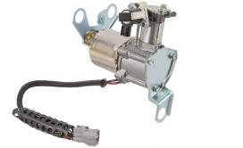 Компрессор Airbagit для пневматической подвески Toyota LC Prado 120