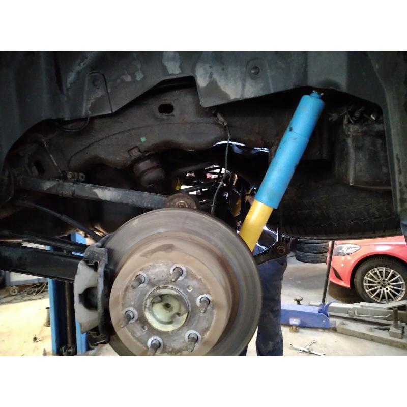 Амортизатор Bilstein B6 4600 задний Cadillac Escalade 3 (2007-2013)